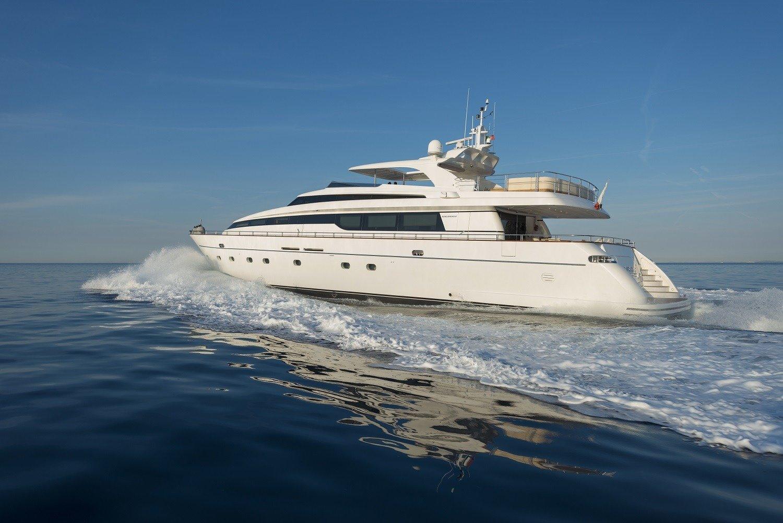 SALE - ZAMOLXIS SanLorenzo Yacht Charter 3
