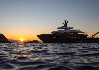 yacht moka
