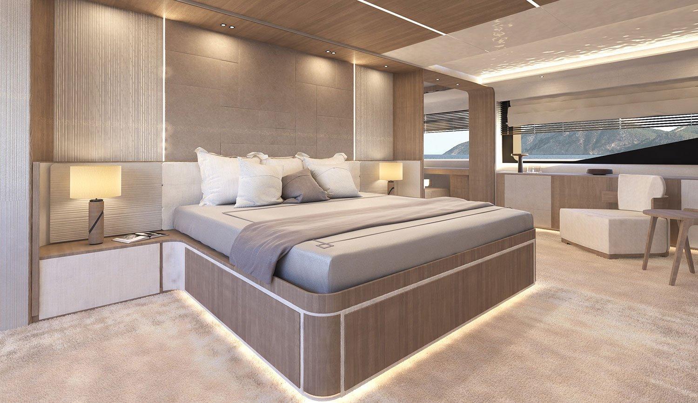 STS Floating life K 43 Interior master cabin chiara 001