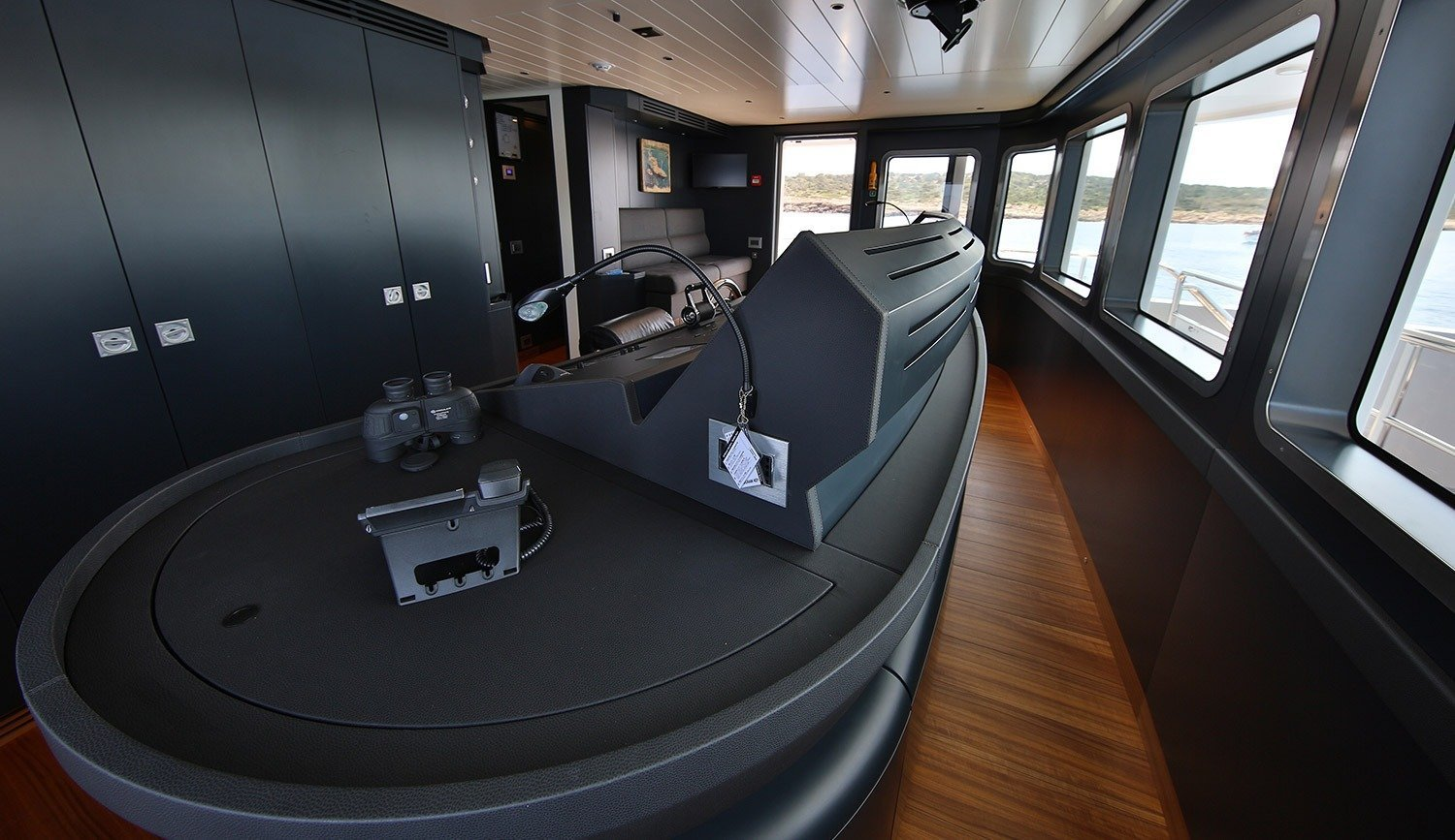 Wheelhouse 2 Upper Deck