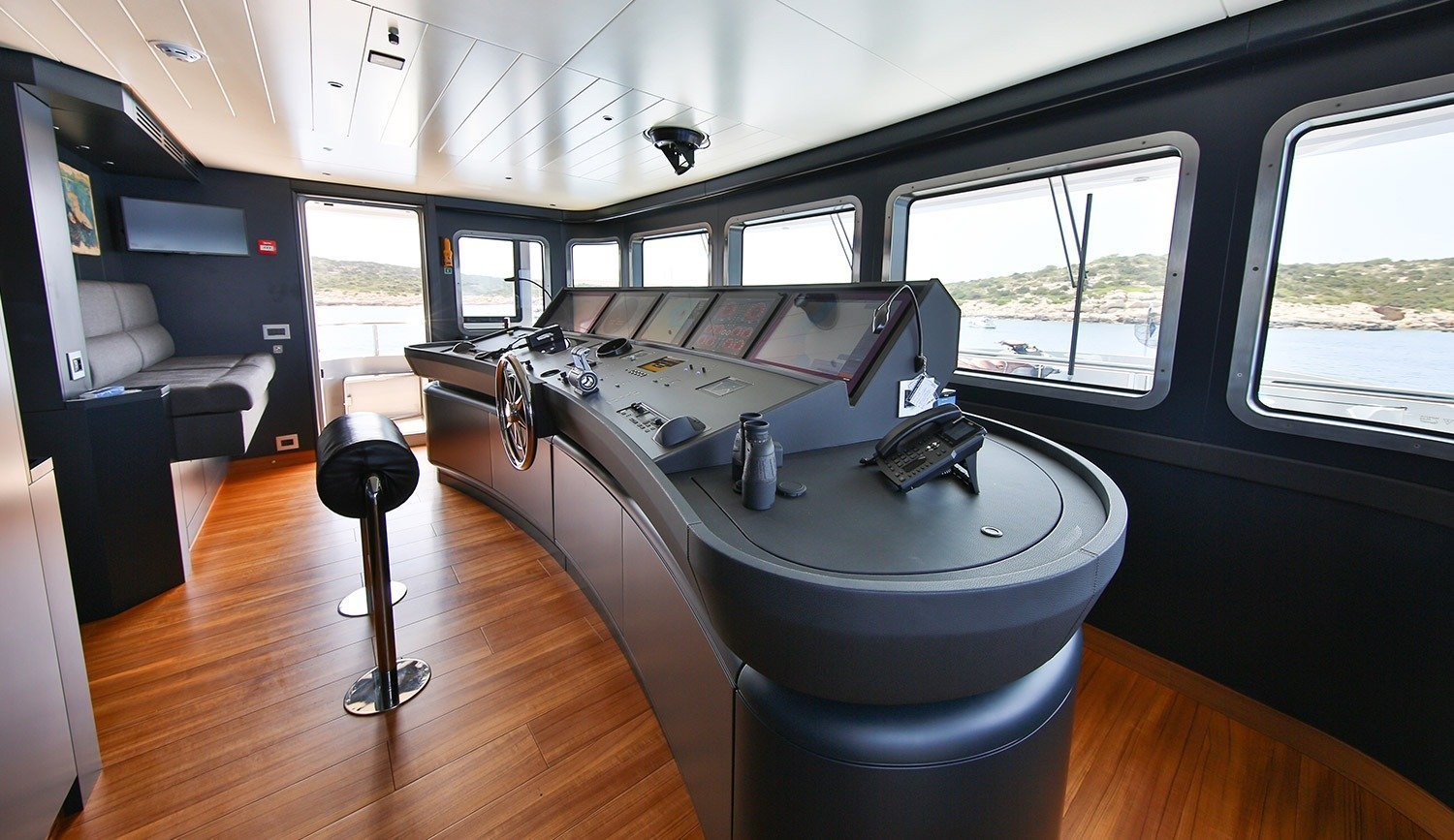 Wheelhouse 3 Upper Deck