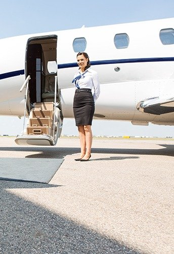 CONCIERGE - private jet