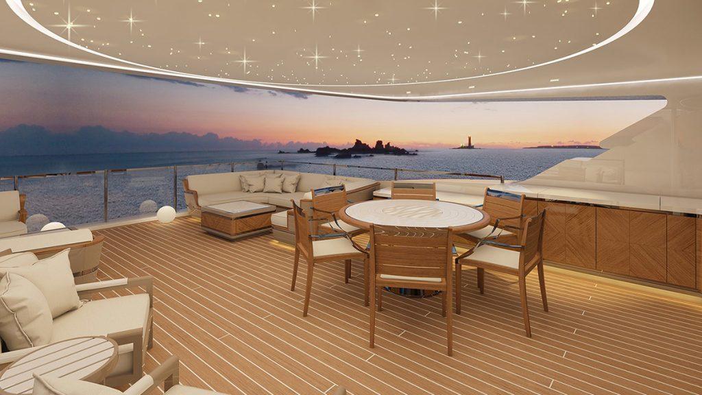 46m Yacht SCORPION 9815 116