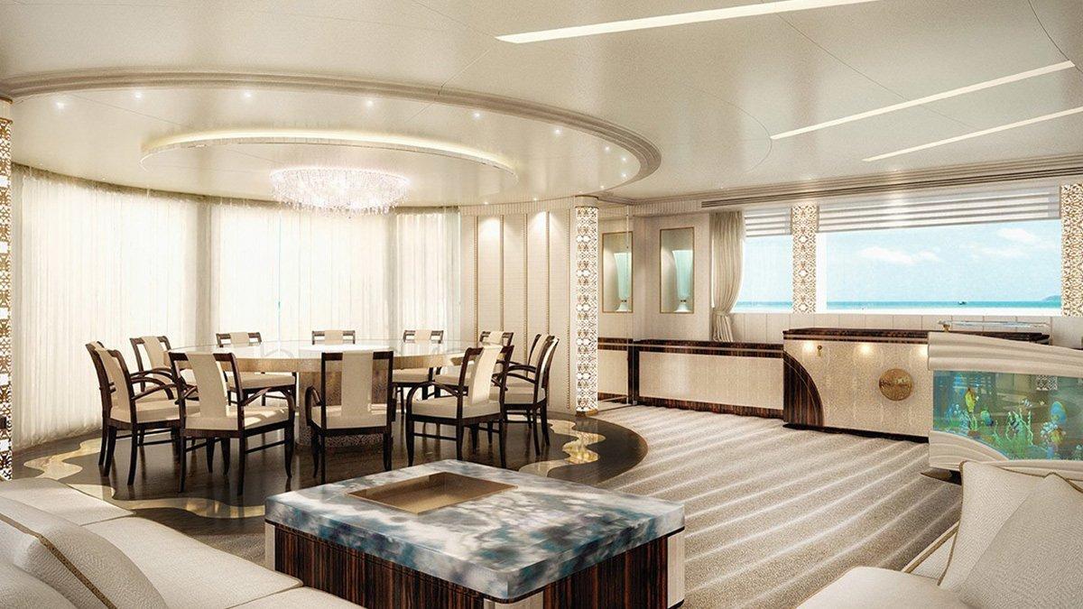 46m Yacht SCORPION 9815 32