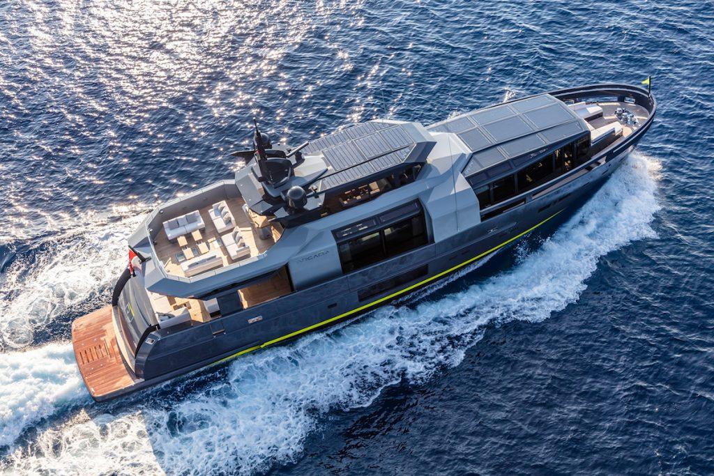ARCADIA 105 yacht SEA CORAL