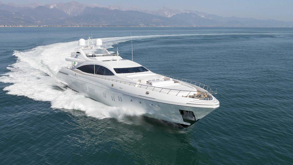 Motor yacht DA VINCI 001
