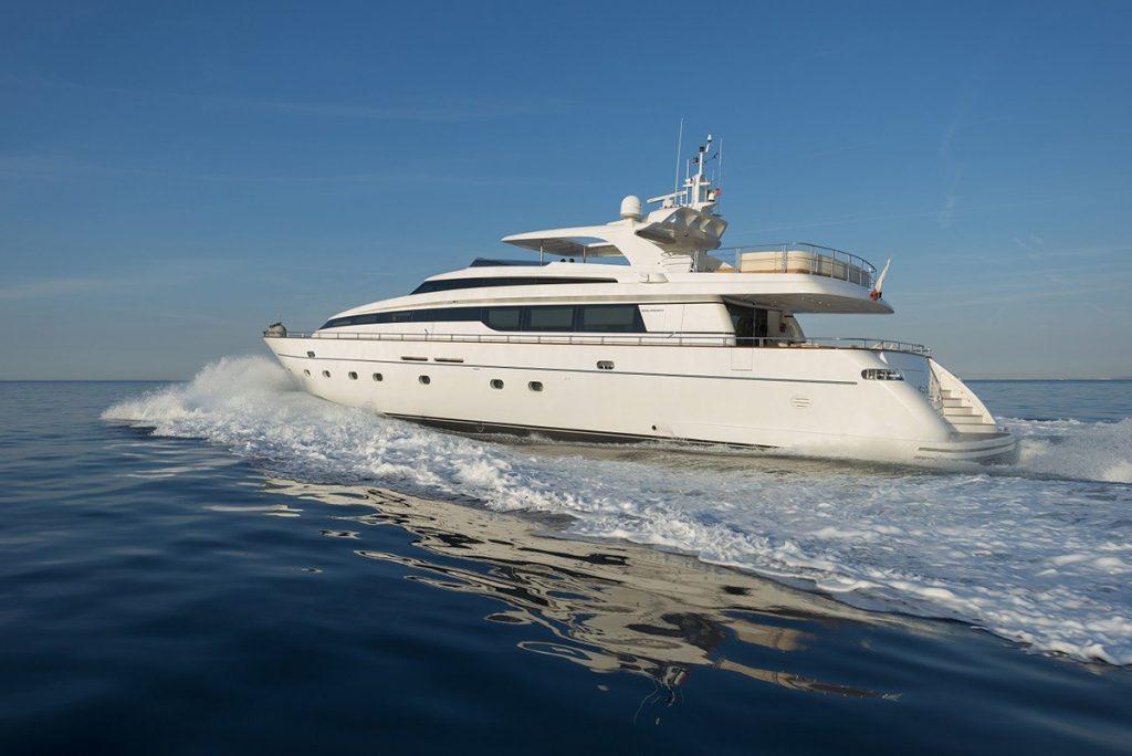 ZAMOLXIS SanLorenzo Yacht Charter 3 1