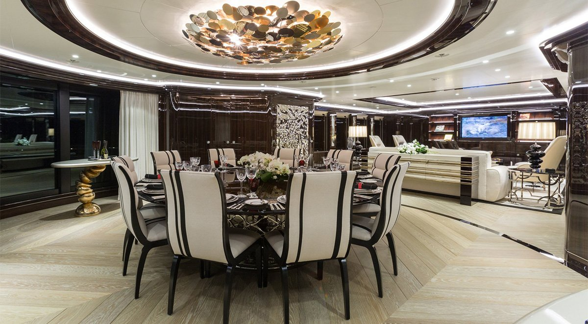 yacht okto interior 1