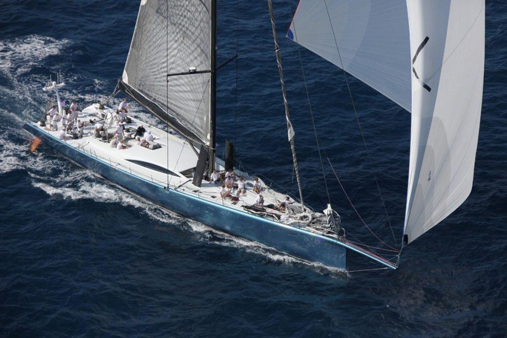 Yacht LEOPAR 1