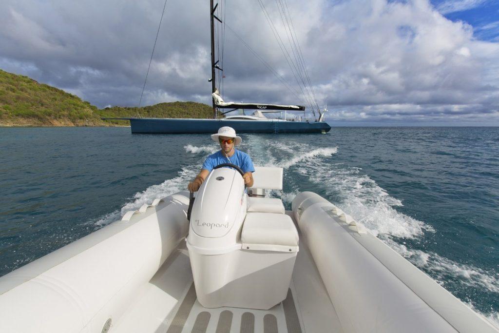Yacht LEOPAR12