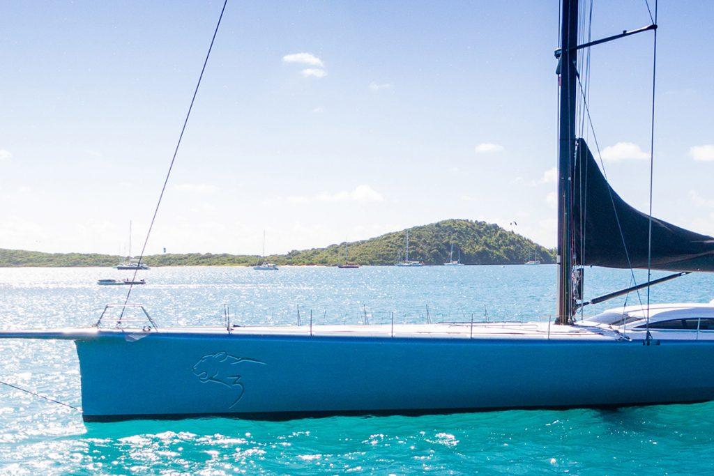 Yacht LEOPAR14