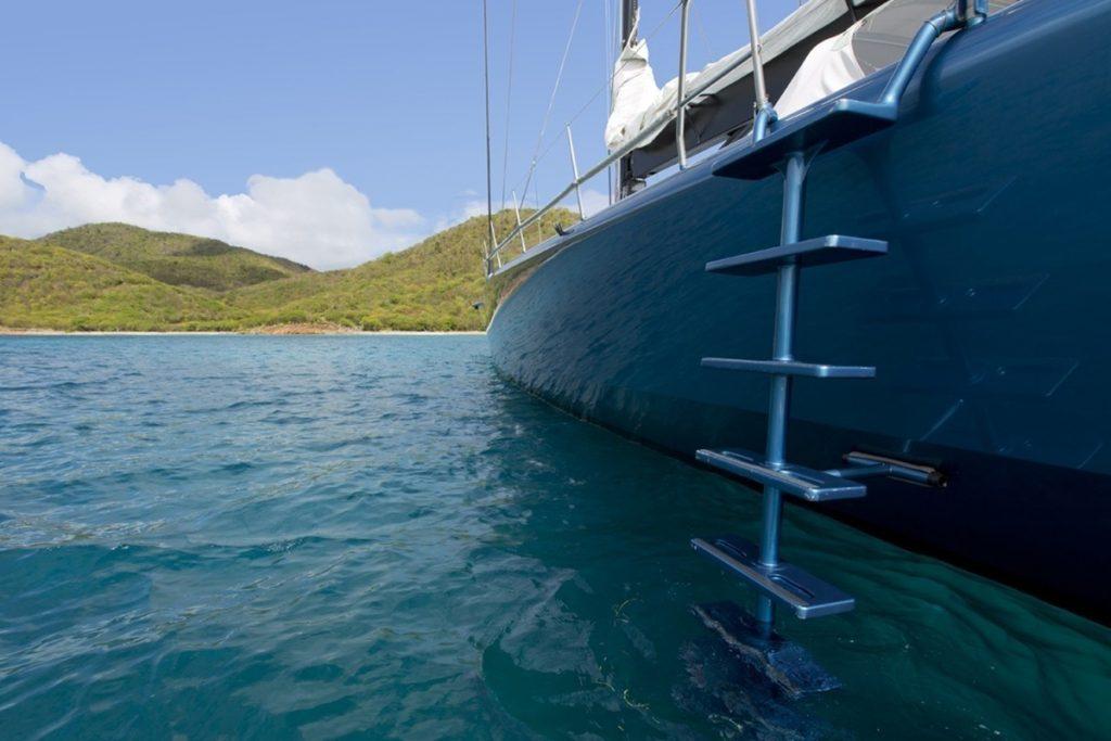 Yacht LEOPAR3