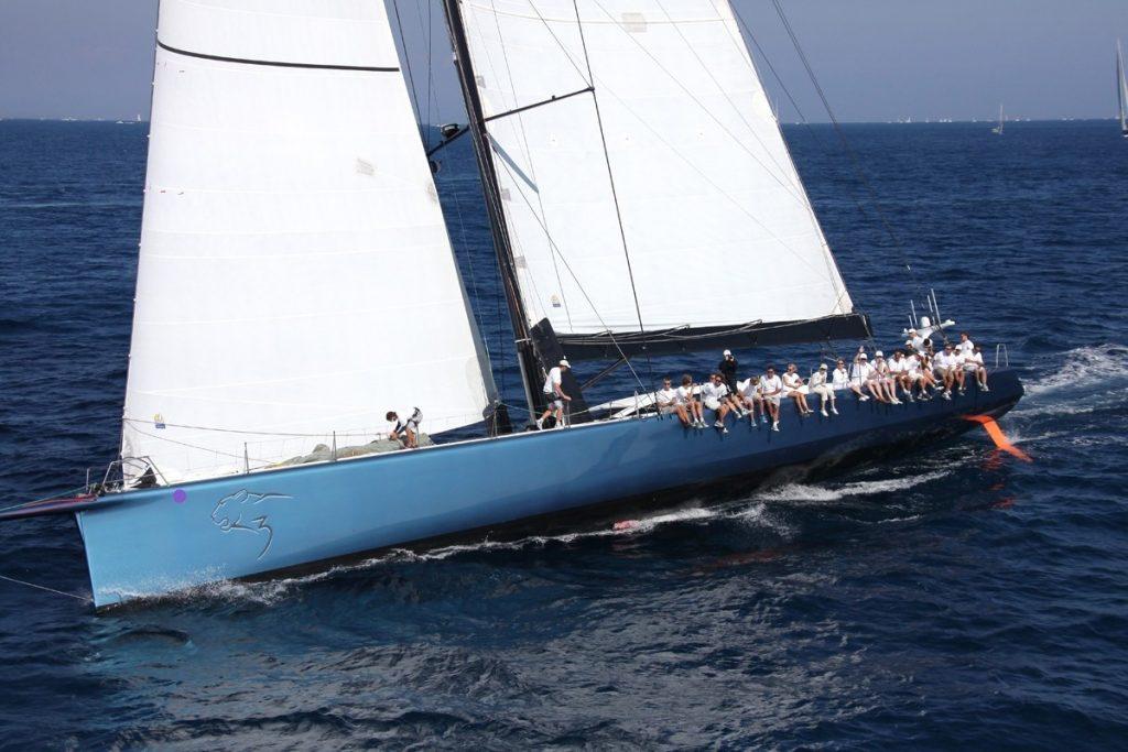 Yacht LEOPAR4