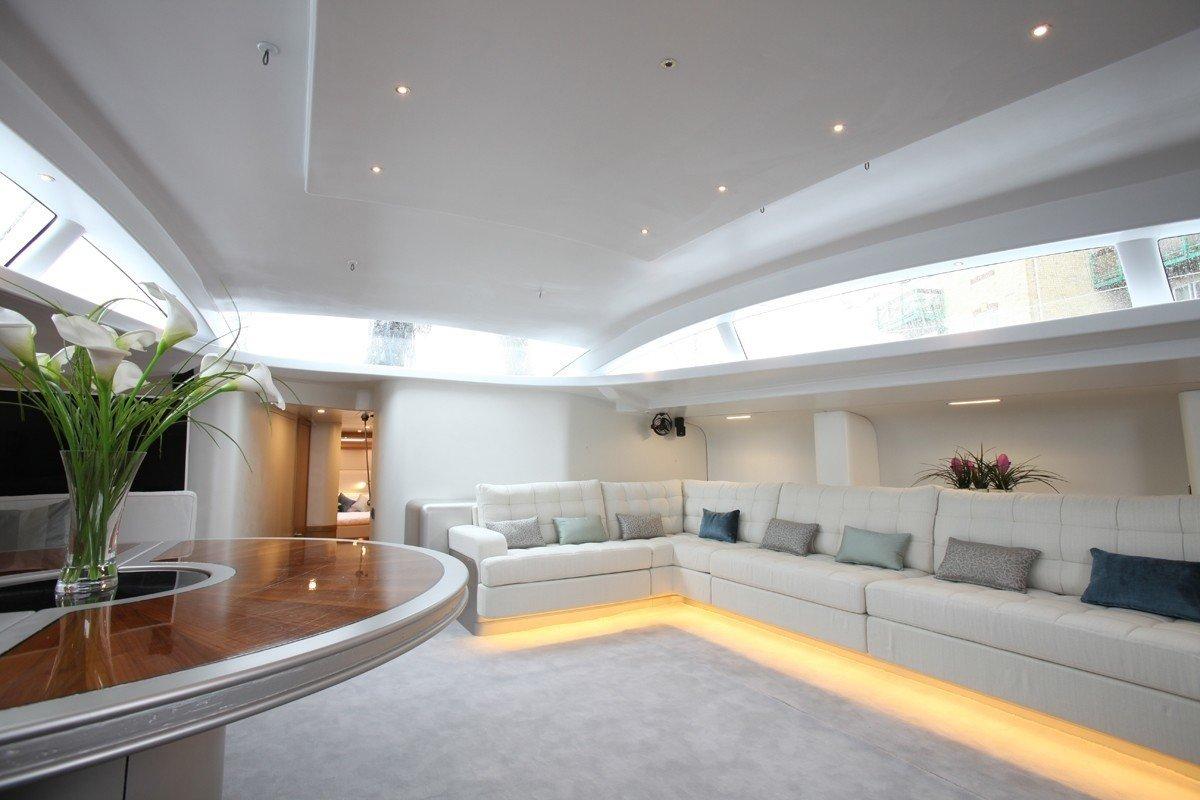 Yacht LEOPAR5