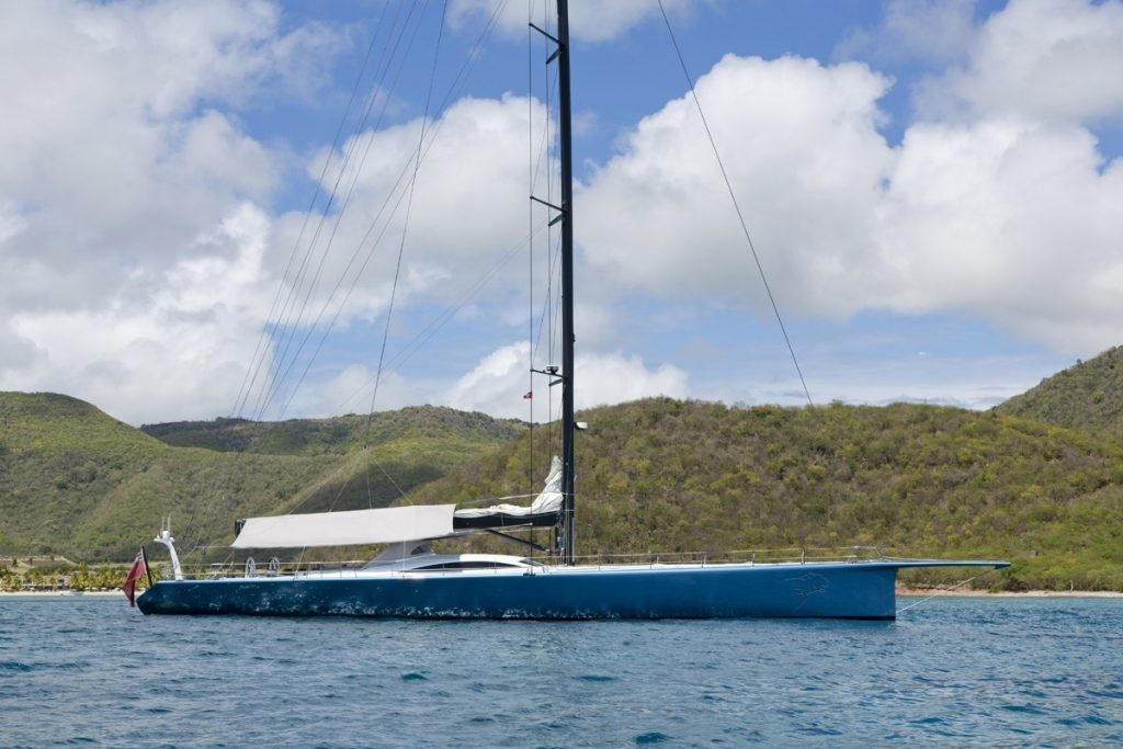Yacht LEOPAR6