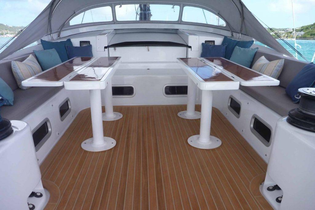 Yacht LEOPAR7