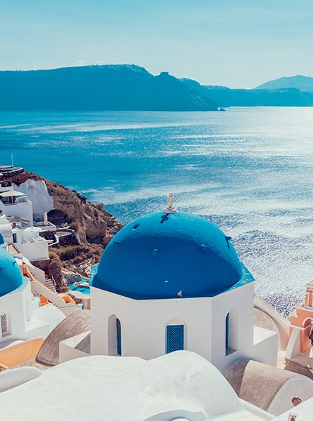 Itinerary for charter - GREECE
