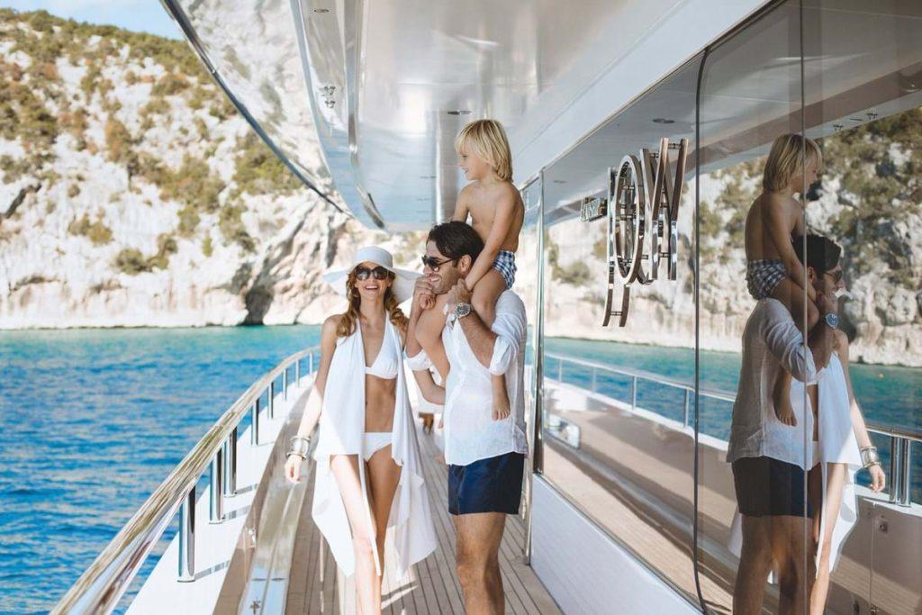 JOY yacht 23
