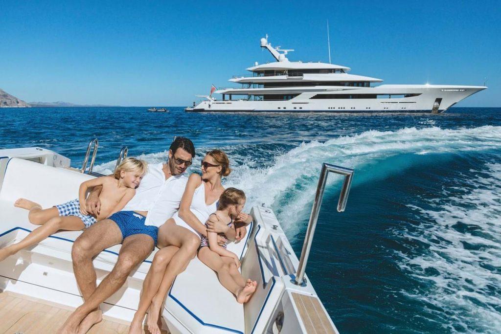 JOY yacht 25