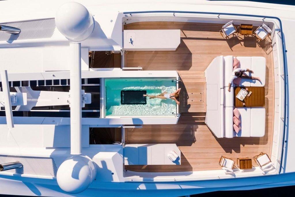 JOY yacht 26
