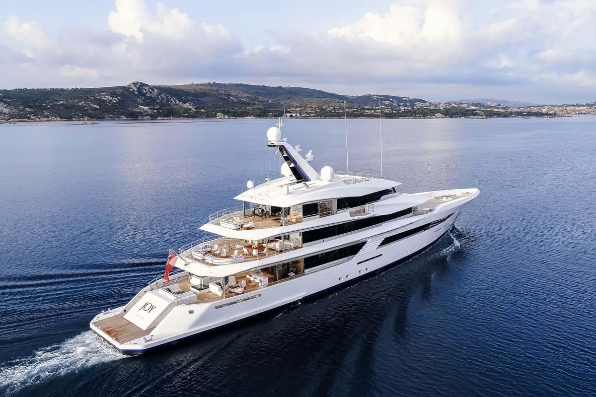 CHARTER - JOY yacht 27
