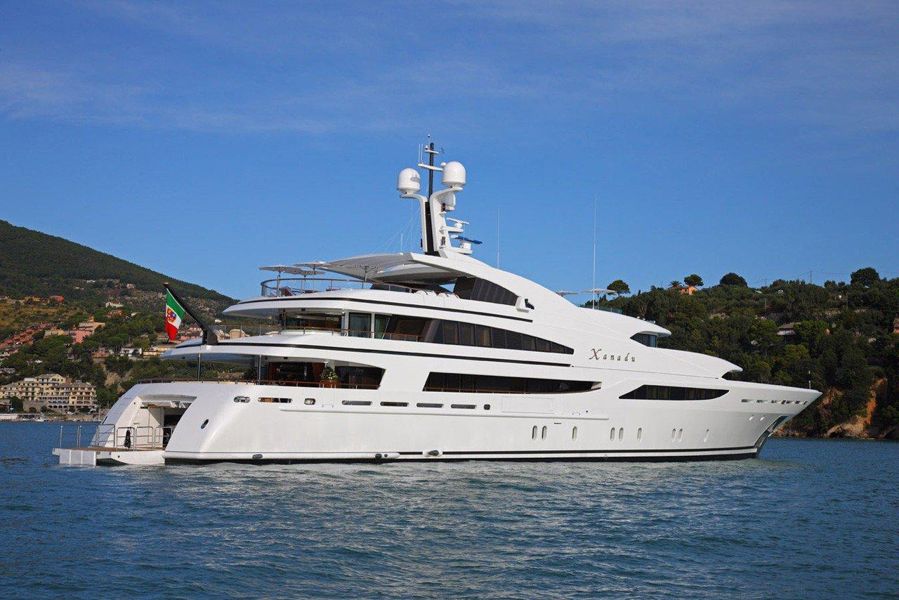 CHARTER - ST DAVID yacht08