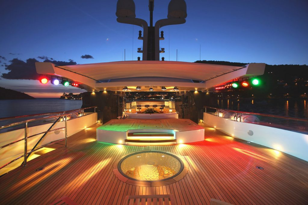 ST DAVID yacht13