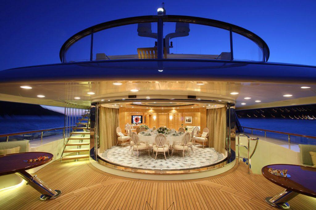 ST DAVID yacht16