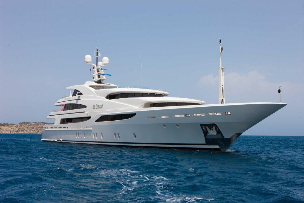 ST DAVID yacht27