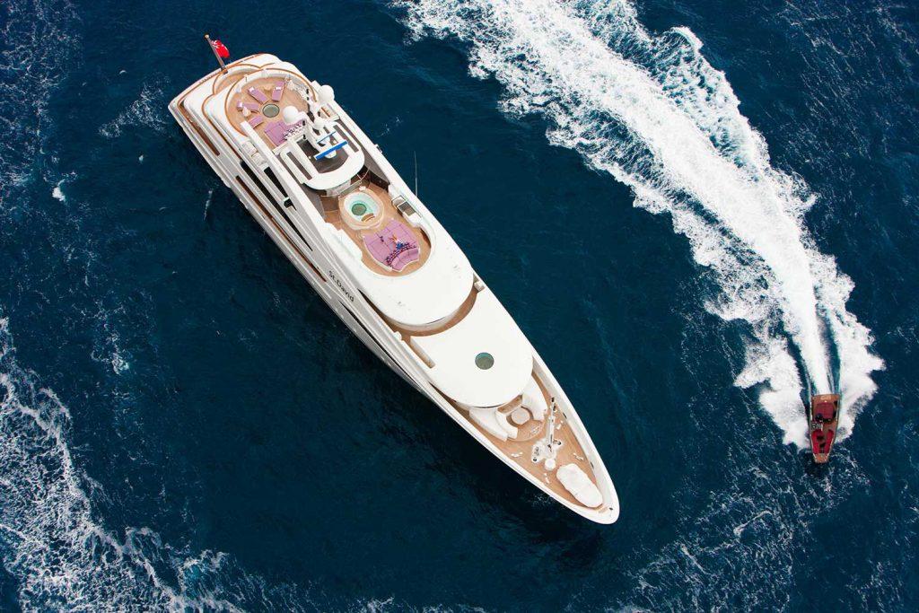 ST DAVID yacht38