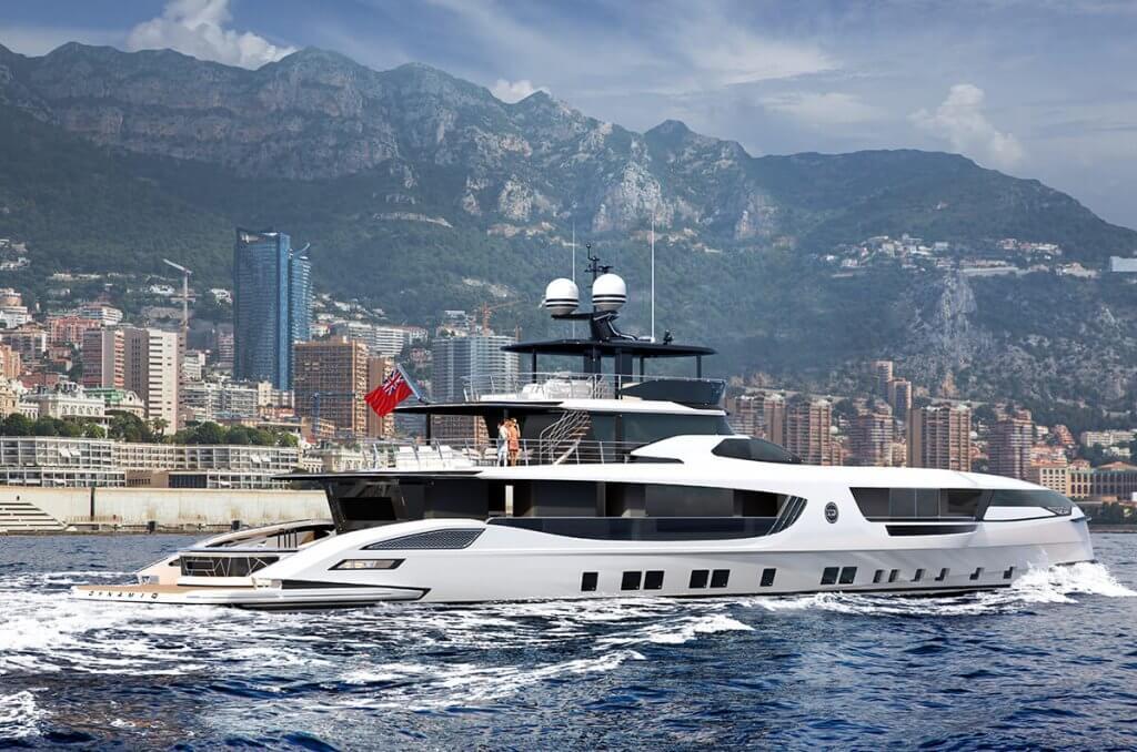 GTT 160 Monaco